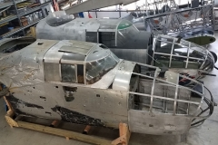 B-25's Lend Lease Mitchell and Sandbar Mitchell