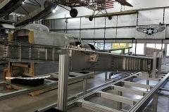 Sandbar Mitchell wing spar assembly